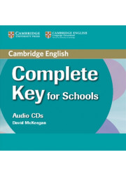 Аудіо диск Complete Key for Schools Audio CDs