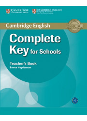 Книга вчителя Complete Key for Schools Teacher's Book