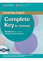Зошит Complete Key for Schools Workbook with answers and Audio CD
