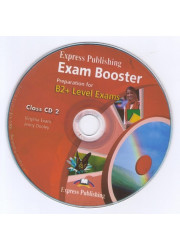 Аудіо диск Exam Booster Preparation for B2+ Audio CDs