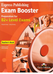 Книга вчителя Exam Booster Preparation for B2+ Teacher's Book