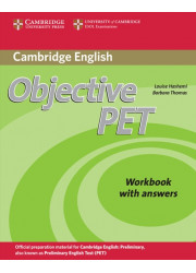 Зошит Objective PET Second Edition Workbook with answers