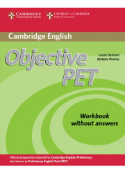 Зошит Objective PET Second Edition Workbook without answers