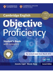 Підручник Objective Proficiency Second Edition Student's Book with answers and Downloadable Software