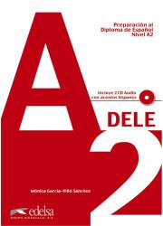 Підручник Preparación al DELE A2 Libro + CD Audio