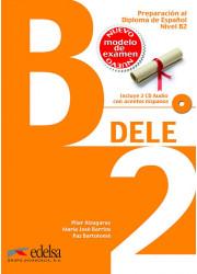 Підручник Preparación al DELE B2 Libro + CD Audio
