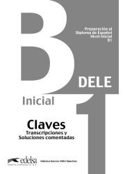 Відповіді Preparación al DELE B1 Claves