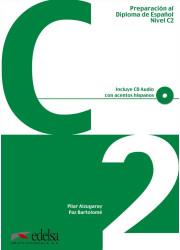 Підручник Preparación al DELE C2 Libro + CD Audio