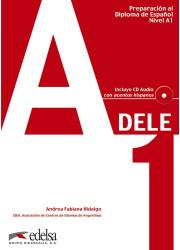 Підручник Preparación al DELE A1 Libro + CD Audio
