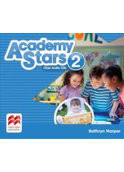 Аудіо диск Academy Stars 2 Class Audio CDs