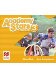 Аудіо диск Academy Stars 3 Class Audio CDs