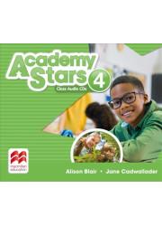 Аудіо диск Academy Stars 4 Class Audio CDs