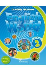Книга для вчителя English World 2 Teacher's Guide + eBook Pack
