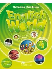 Книга для вчителя English World 4 Teacher's Guide + eBook Pack