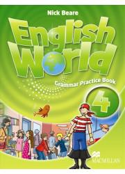 Книга English World 4 Grammar Practice Book