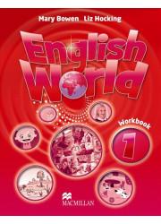 Робочий зошит English World 1 Workbook