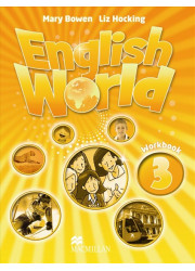 Робочий зошит English World 3 Workbook