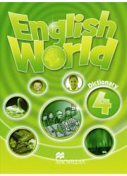 Словник English World 4 Dictionary