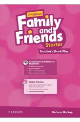 Книга вчителя Family and Friends 2nd Edition Starter Teacher's Book