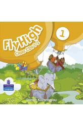 Аудіо диск Fly High Ukraine 1 Audio CD