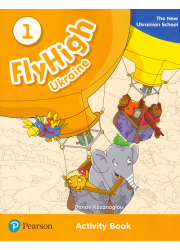 Робочий зошит Fly High 1 Ukraine Activity Book
