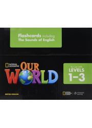 Картки Our World 1-3 Flashcards