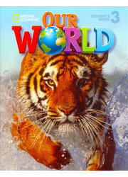Підручник Our World 3 Student's Book with CD-ROM