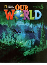 Підручник Our World 5 Student's Book with CD-ROM