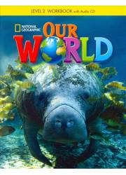 Робочий зошит Our World 2 Workbook with Audio CD