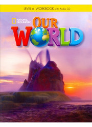Робочий зошит Our World 6 Workbook with Audio CD