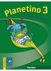 Зошит Planetino 3 Arbeitsbuch