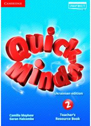 Ресурси для вчителя Quick Minds 2 Teacher's Resource Book Ukrainian edition