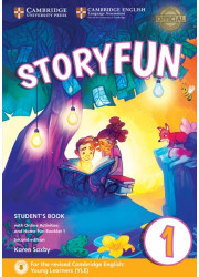 Storyfun for Starters, Movers and Flyers 2nd edition