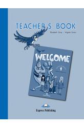 Книга вчителя Welcome 1 Teacher's Book