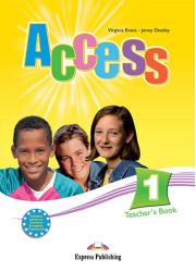 Книга вчителя Access 1 Teacher's Book