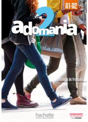 Підручник Adomania 2 Livre de l'élève