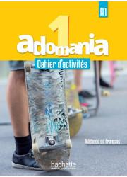 Зошит Adomania 1 Cahier d'activites