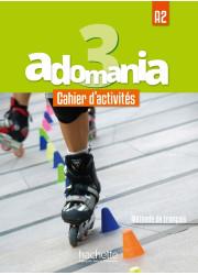 Зошит Adomania 3 Cahier d'activites
