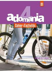 Зошит Adomania 4 Cahier d'activites