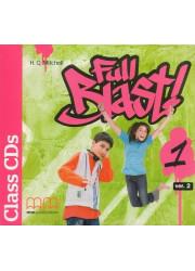 Аудіо диск Full Blast 1 Class Audio CDs