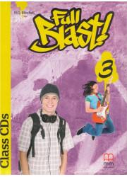 Аудіо диск Full Blast 3 Class Audio CDs