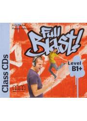 Аудіо диск Full Blast B1+ Class Audio CDs