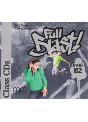 Аудіо диск Full Blast B2 Class Audio CDs