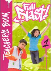 Книга вчителя Full Blast 1 Teacher's Book