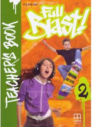Книга вчителя Full Blast 2 Teacher's Book