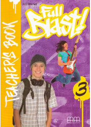 Книга вчителя Full Blast 3 Teacher's Book