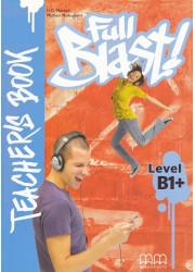 Книга вчителя Full Blast B1+ Teacher's Book