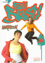 Зошит Full Blast 4 Workbook with CD-Rom
