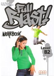 Зошит Full Blast B2 Workbook with CD-ROM