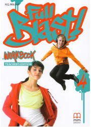 Зошит вчителя Full Blast 4 Workbook Teacher's edition